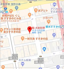 大助別亭GoogleMap